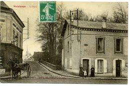 28 - MAINTENON - La Poste. - Maintenon