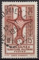 N° 6 - O - ( C 1389 ) - Ghadamès (1949)
