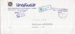 Joegoslavië - Recommandé/Registered Letter/Einschreiben - 51470 Umag - Umago - 2160 - Joegoslavië
