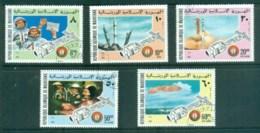 Mauritania 1975 Apollo-Soyuz Space Test CTO - Mauritania (1960-...)
