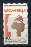 Mauritania 1975 Europafrica MUH - Mauritania (1960-...)