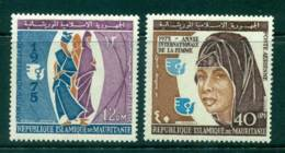 Mauritania 1975 Intl. Womens Year MUH Lot41688 - Mauritania (1960-...)