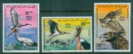 Mauritania 1976 African Birds MLH - Mauritania (1960-...)
