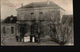 S001.....SERVIAN ....HOPITAL TEMPORAIRE - France