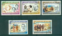 Mauritania 1977 Nobel Prize Winners CTO - Mauritania (1960-...)