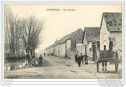 "80 RAINNJEVILLE - Rue D""""""""""""""""Amiens - France"