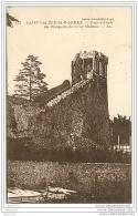 80 SAINT  VALERY SUR SOMME - Tour D'Angle Des Remparts Du Vieux Château - Saint Valery Sur Somme