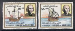Mauritania 1981 Christopher Columbus MUH - Mauritania (1960-...)