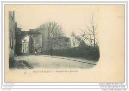 80 SAINT VALERY SUR SOMME -  Entrée De L'Abbaye - Saint Valery Sur Somme