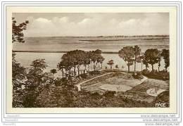 80 SAINT VALERY SUR SOMME -  Le Jardin D'Enfants Et La Baie - Saint Valery Sur Somme