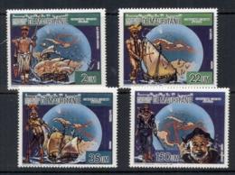 Mauritania 1986 Christopher Colmbus, Discovery Of America MUH - Mauritania (1960-...)