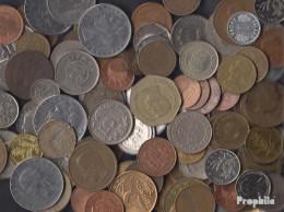 Alle Welt 500 Gramm Münzkiloware - Coins & Banknotes