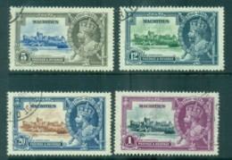Mauritius 1935 Silver Jubilee FU Lot78068 - Mauritius (1968-...)