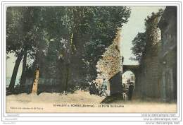 80 SAINT VALERY SUR SOMME - La Porte   Guillaume - Saint Valery Sur Somme