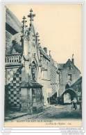 80 SAINT VALERY SUR SOMME - La Rue De L'Eglise - Saint Valery Sur Somme