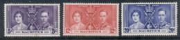Mauritius 1937 Coronation MUH - Mauritius (1968-...)