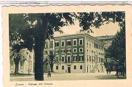 ITALIE  LIVORNO PALAZZO DEL COMUNE - Livorno
