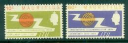Mauritius 1965 ITU MLH - Mauritius (1968-...)