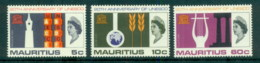 Mauritius 1966 UNESCO MLH - Mauritius (1968-...)