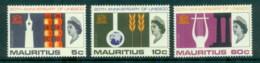 Mauritius 1966 UNESCO MLH - Maurice (1968-...)