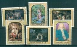 Mauritius 1968 Paintings, Paul & Virginie FU Lot78102 - Mauritius (1968-...)