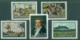Mauritius 1969 Telfair, Sugar Industry MLH Lot84726 - Mauritius (1968-...)