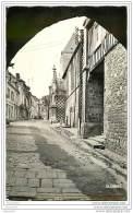 80 SAINT VALERY SUR SOMME - Le Porche De L'Eglise - Saint Valery Sur Somme