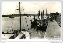 80 SAINT VALERY SUR SOMME - Le Port . Cpsm - Saint Valery Sur Somme