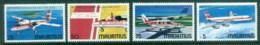 Mauritius 1977 Air Mauritius Inaugural Flight MLH - Mauritius (1968-...)
