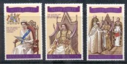 Mauritius 1977 QEII Silver Jubilee MUH - Mauritius (1968-...)