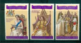 Mauritius 1977 Silver Jubilee MUH Lot55410 - Mauritius (1968-...)