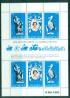 Mauritius 1978 QEII Coronation 25th Anniv. MUH - Mauritius (1968-...)