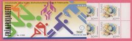 1993 ISLAND ** (sans Charn., MNH, Postfrish)  MH 1/1993 10x Mi 781 - Carnets
