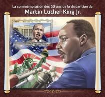 Djibouti 2018  Martin Luther King Jr.  S201808 - Djibouti (1977-...)