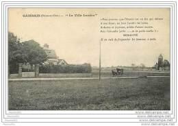 78 GAMBAIS - La Villa Landru - Autres Communes