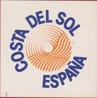 Sticker Autocollant Costa Del Sol Espana Toerisme Vakantie Voyages Reizen Holiday Aufkleber Adesivo - Autocollants