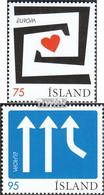 Island Mi.-Nr.: 1133-1134 (kompl.Ausg.) Postfrisch 2006 Europa - 1944-... Republik