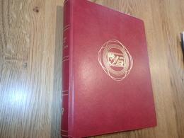ALBUM ATHENA 50 PAGES. COLLECTION TIMBRES OBLITERES QQ NEUFS ET FRAGMENTS. FRANCE ET MONDE 37 SCANS - Stamps
