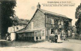 SAINT AUBIN EPINAY(AUBERGE DE BRANVILLE) - Frankreich