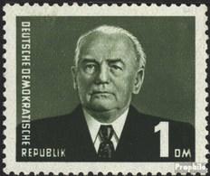 DDR 622 Postfrisch 1958 Präsident Wilhelm Pieck (IV) - DDR