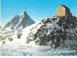 Cervinia Breuil-rifugio Del Teodulo - Italia