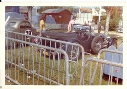 72 Le MANS , Photo 12,5 X 9  Belle Anglaise - Cars