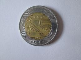 Peru 5 Nuevos Soles 2012 Coin - Pérou