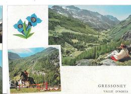 Gressoney-st. Jean-la Trinitè - Altre Città