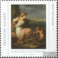 FRD (FR.Germany) 2785 (complete Issue) Unmounted Mint / Never Hinged 2010 German Painting Angelika Kauffmann - [7] Federal Republic