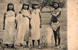 Argentine - CHACO - Indios Chamacoco, Puerto 14 De Mayo - Paraguay