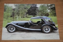 4254- Morgan   Auto / Car    /    Big Format Ca. 12 X 16 Cm. - Bus & Autocars