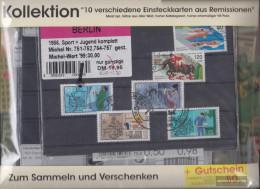 All World 10 Different Einsteckkarten  Out Remissionen - Stamps