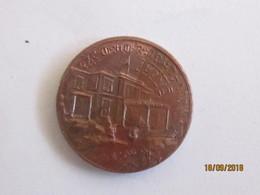 Haile Selassie: Jubilée Coronation Medal Miniature (20 Mm) - Jetons & Médailles