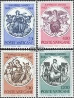 Vatikanstadt 826-829 (complete Issue) Unmounted Mint / Never Hinged 1983 Raphael - Vatican